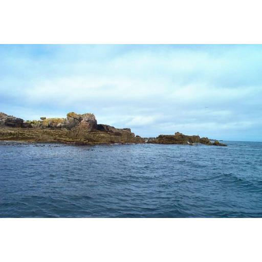 Rosevear Island - Western Rocks - Isles of Scilly - England - UK