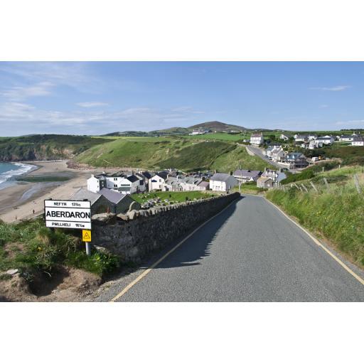 Aberdaron - Gwynedd - Wales - UK